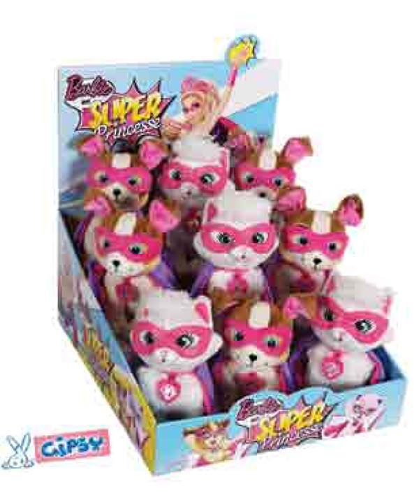 Barbie « Super Princesse » pets 18cm