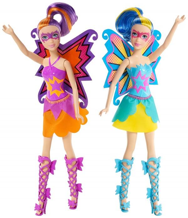 barbie Super Princesse heroines