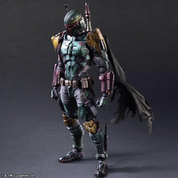 Variant Play Arts Kai - Star Wars: Boba Fett
