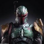 Star Wars : Boba Fett Variant Play Arts Kai