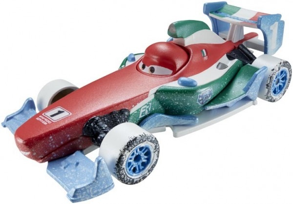 Cars Véhicules Ice Racers