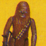 #vswv Chewbacca Meccano retour du Jedi 65 back