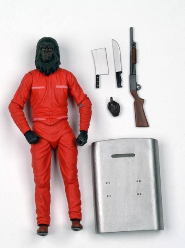 conquest gorilla neca