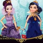 Descendants les nouvelles poupées Disney par Hasbro