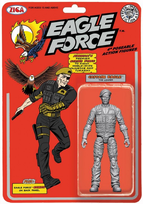 eagle force packaging