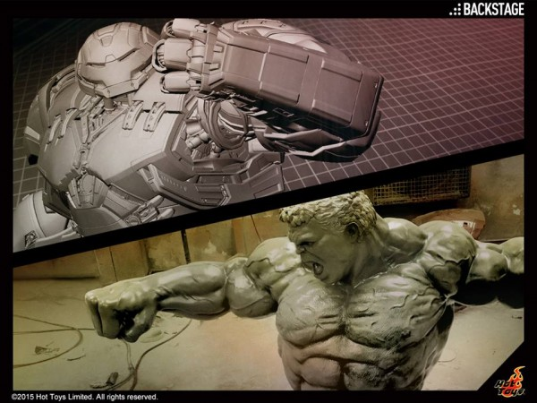 expo avengers hot toys hulk