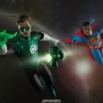 Green Lantern par Sideshow