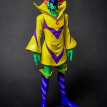 Horos prochaine figurine Goldorak