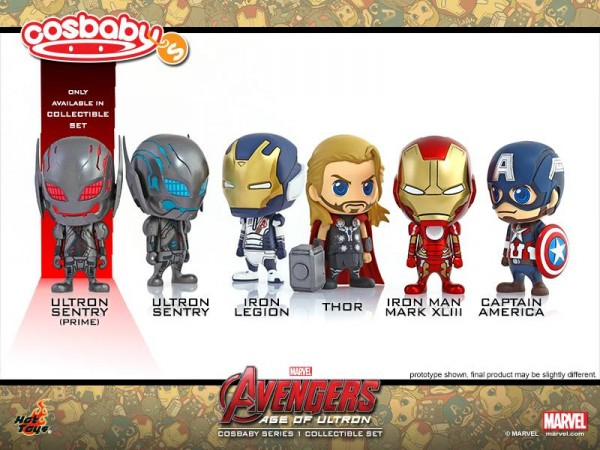 hot toys avengers cosbaby 5