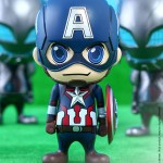 hot toys avengers cosbaby cap