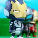 hot toys avengers cosbaby iron legion