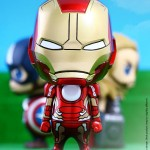 hot toys avengers cosbaby iron man