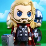 hot toys avengers cosbaby thor