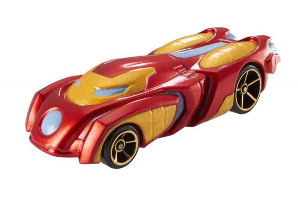 hot wheels marvel