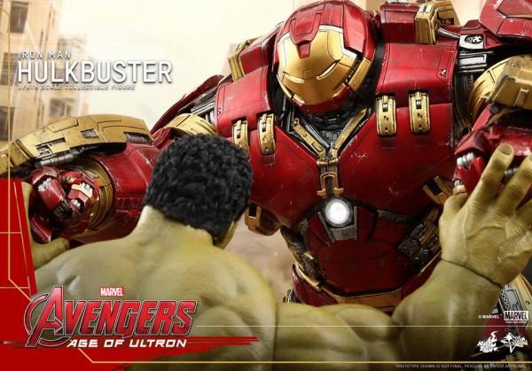hulkbuster avengers hot toys 2