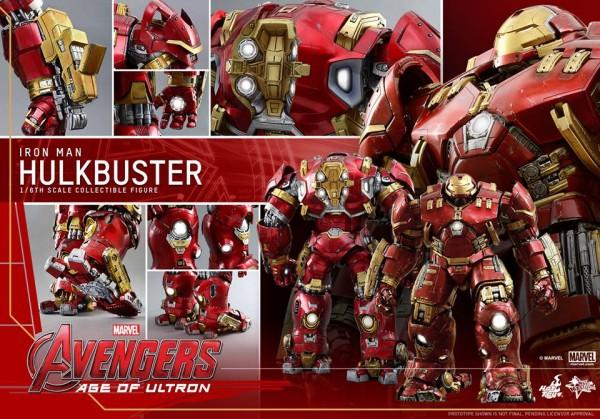 hulkbuster avengers hot toys 6