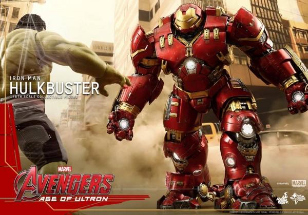 hulkbuster avengers hot toys