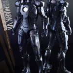 Iron Man Mark VII (Stealth Mode Version) par Hot Toys