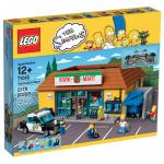 LEGO Simpsons un nouveau set et la série 2 mini figurines