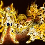 Aiolia du Lion Soul of Gold Myth Cloth Ex Les images officielles