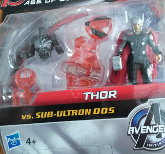 marvel ultron thor 1