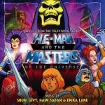 Un Double CD pour la Bo Des Maîtres de l'Univers