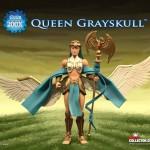 MOTUC Club 200X Queen Grayskull révélée
