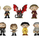 Game of Thrones : Série 2 des Funko Mystery Minis