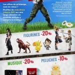 Bon Plan : Promo sur les figurines Square Enix