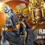 Raoh Le Roi du Hokuto HQS par Tsume