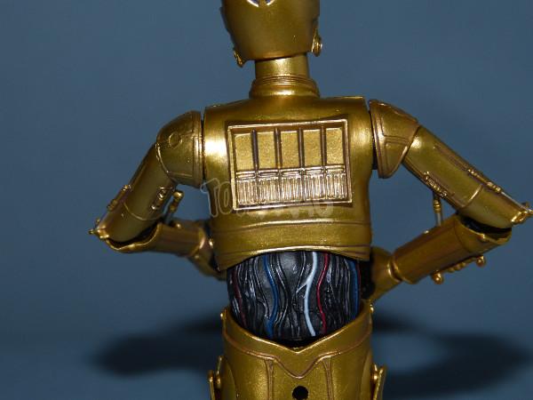 revo C-3PO revoltech kaiyodo star wars 18