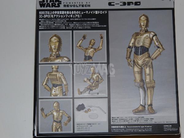 revo C-3PO revoltech kaiyodo star wars 2