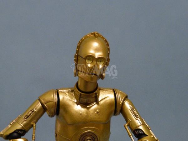 revo C-3PO revoltech kaiyodo star wars 9