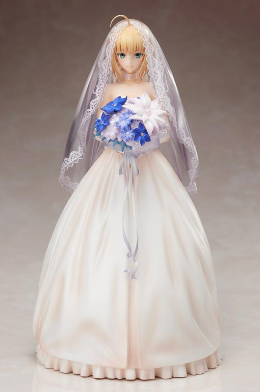 FATE STAY NIGHT - Saber 10th Anniv. Royal Dress Version Series