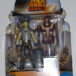 Star Wars Rebels : Cikatro Vizago & IG-RM