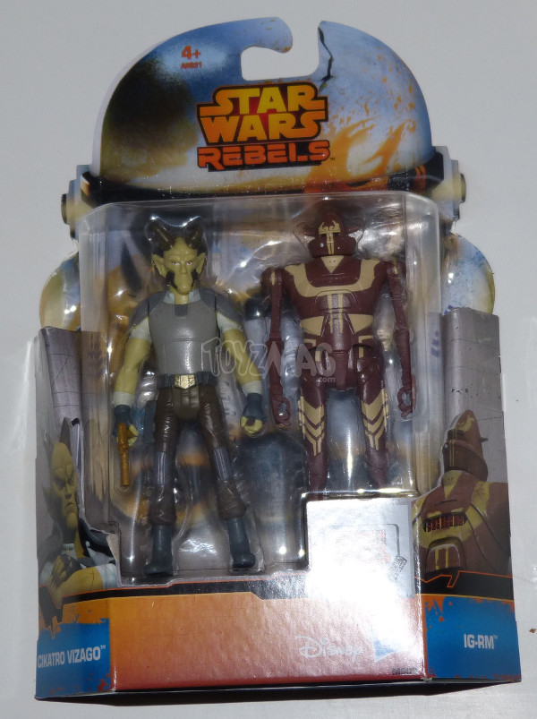 star wars rebels vizago IG-RM 1