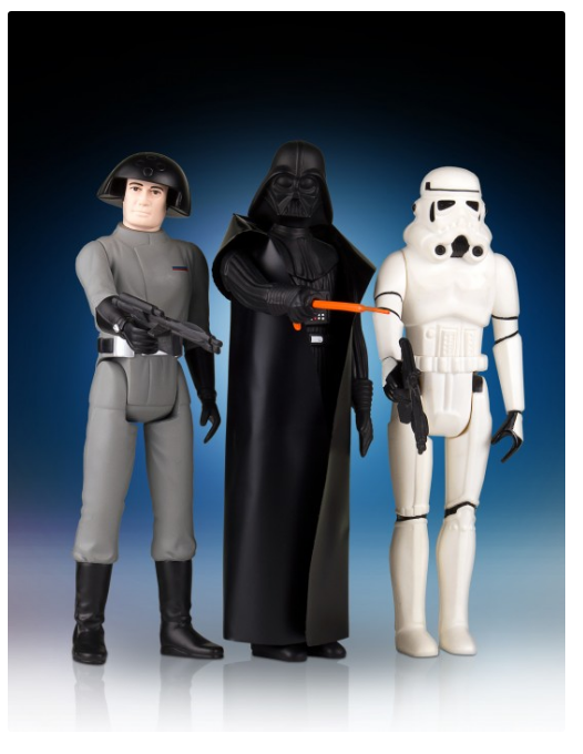 starwars jumbo 3pack loose