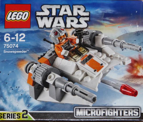 starwars lego microfighter snowspeeder 1