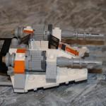 starwars lego microfighter snowspeeder 5