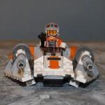 Lego Star Wars : MicroFighters Snowspeeder