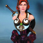 Masters of the Universe Teela Mini Buste