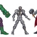 Avengers AoU : 5-pack Marvel Legends exclu Disney Store