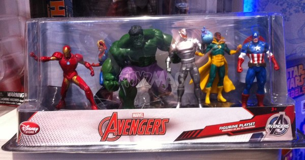 Avengers AoU-ExluDisneystore