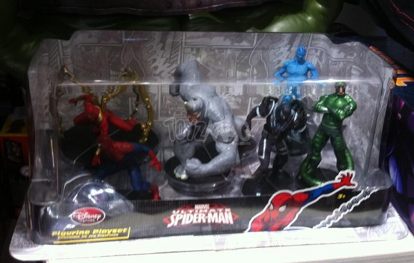 Avengers-SpidermanPack-excluDisneystore