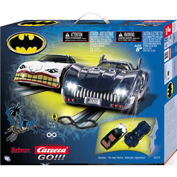 BATMAN Circuit CARRERA GO (1)