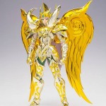 Mu du Bélier Soul Of Gold – Myth Cloth Ex – les images presses