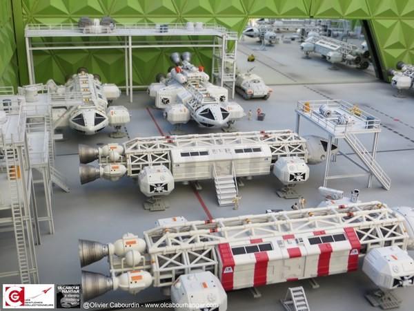 Cosmos Hangar 1 GC