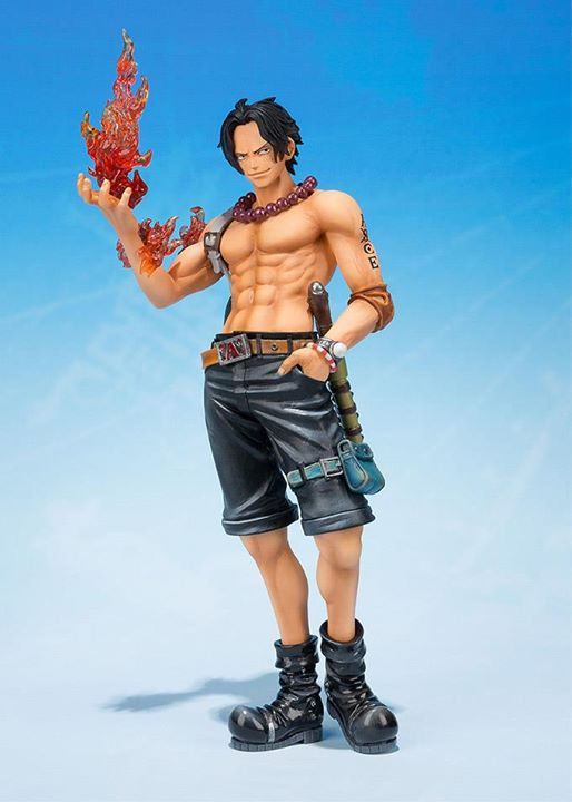 Figuarts Zero Portgus D. Ace -5th Anniv. edition