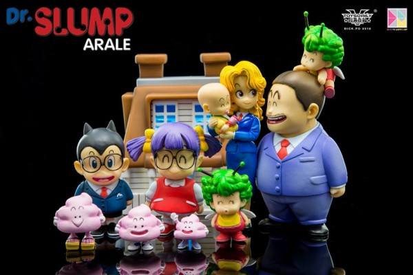 Kids Nations DR Slump AR01