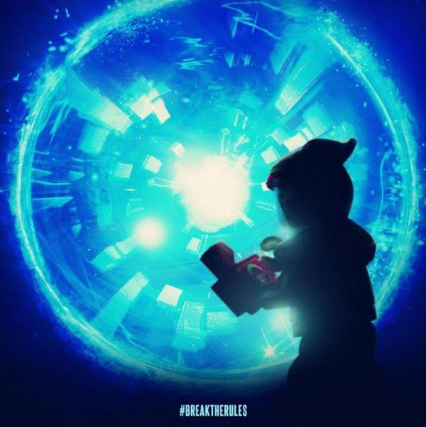 LEGO Dimensions #BreaktheRules
